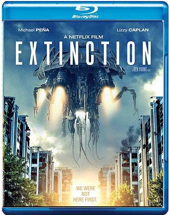 EXTINCTION [Blu-ray] Sci-Fi Thriller
