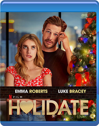 HOLIDATE (2020, Blu-ray) Adult Romantic Comedy