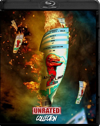 Thankskilling Collection Unrated [Blu-ray]
