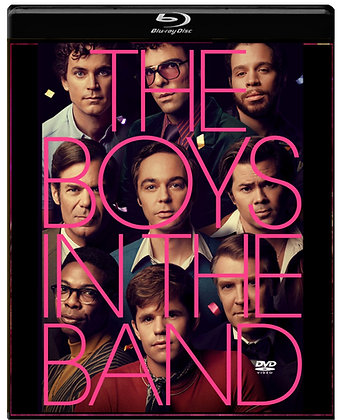 THE BOYS IN THE BAND [2020 Blu-ray]