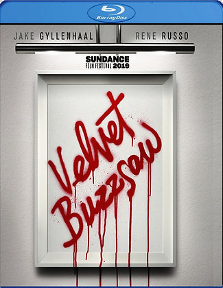 VELVET BUZZSAW [Blu-ray 2019]