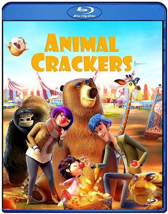 ANIMAL CRACKERS (Blu-ray) Animated Family Comedy