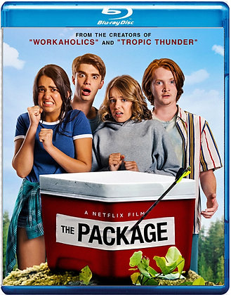 The Package [Blu-ray] Raunchy Comedy