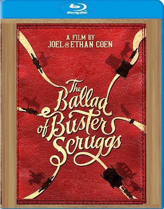 The Ballad Of Buster Scruggs [2019 Blu-ray] Joel & Ethan Coen