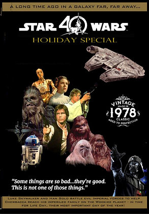 Star Wars Holiday T.V. Special 2-DVD 40th Anniversary Edition