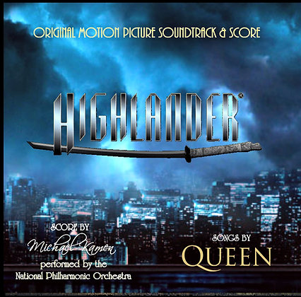 Highlander Soundtrack & Score