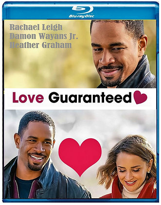 LOVE GUARANTEED [Blu-ray] 2020 Romantic Comedy