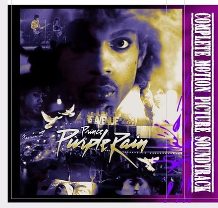 Purple Rain Extended Edition Soundtrack Prince, The Time, Apollonia 6 (2-CDS)