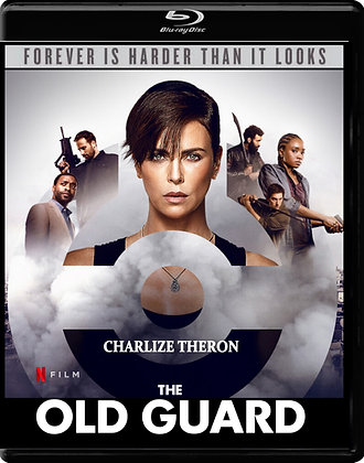 THE OLD GUARD [2020 Blu-ray] Charlize Theron