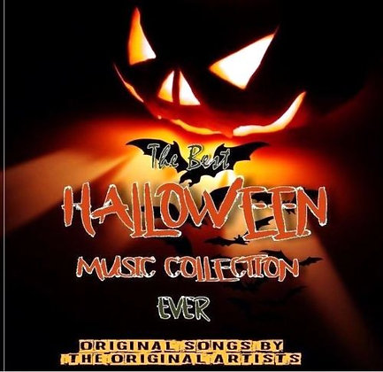 The Best Halloween Music Collection..EVER!