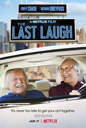 Last Laugh [DVD] Chevy Chase  Richard Dreyfuss