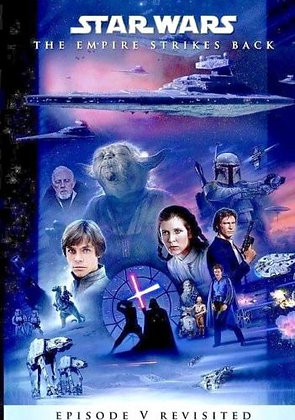 Star Wars:THE EMPIRE STRIKES BACK REVISITED [ADYWAN EDIT] DVD