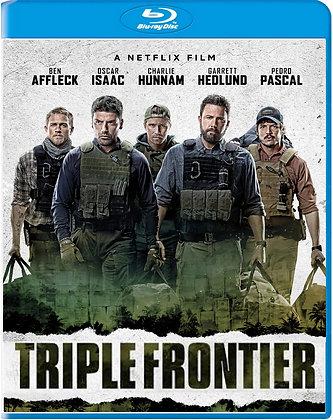 Triple Frontier [Blu-ray]
