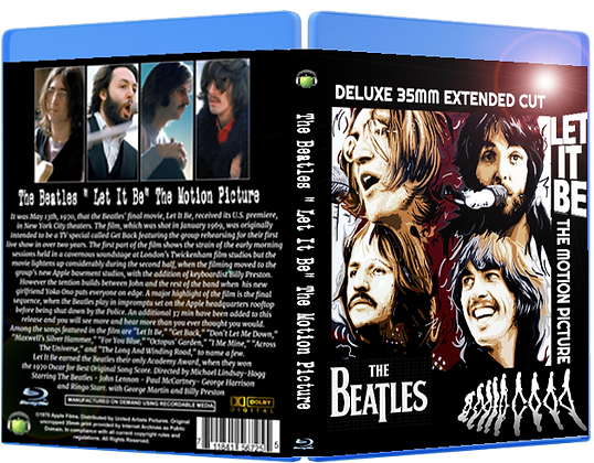 The Beatles  Let It Be [Film]