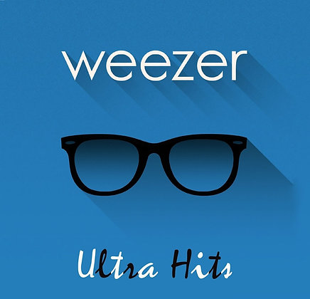 Weezer Ultra Hits [Greatest Hits] CD/DVD