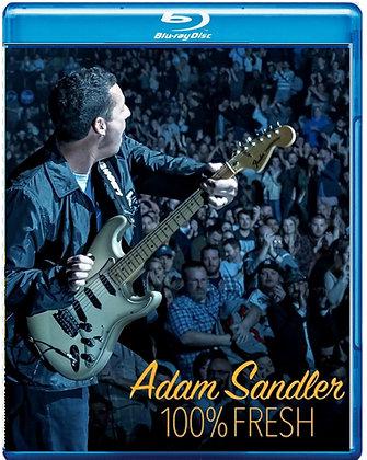 ADAM SANDLER 100% FRESH -Stand Up Special [Blu-ray]
