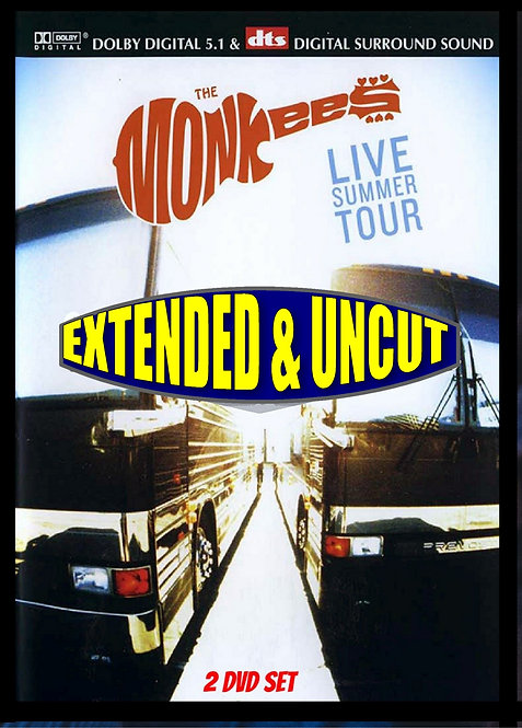 The Monkees - 2002 Live Summer Tour