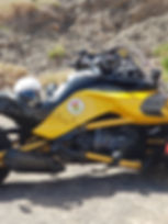 Can Am Spyder Daytona 500 S