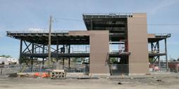 OC Transpo Office construction progress
