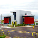 OC Transpo Office completed building