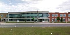 Casselman school completed building