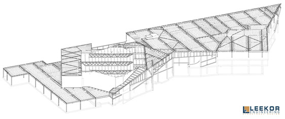 Algonquin College Student Commons e-drawing
