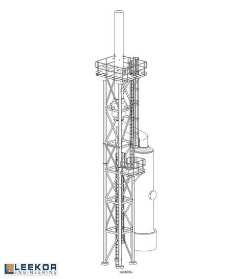 Enbridge single stack e-drawing