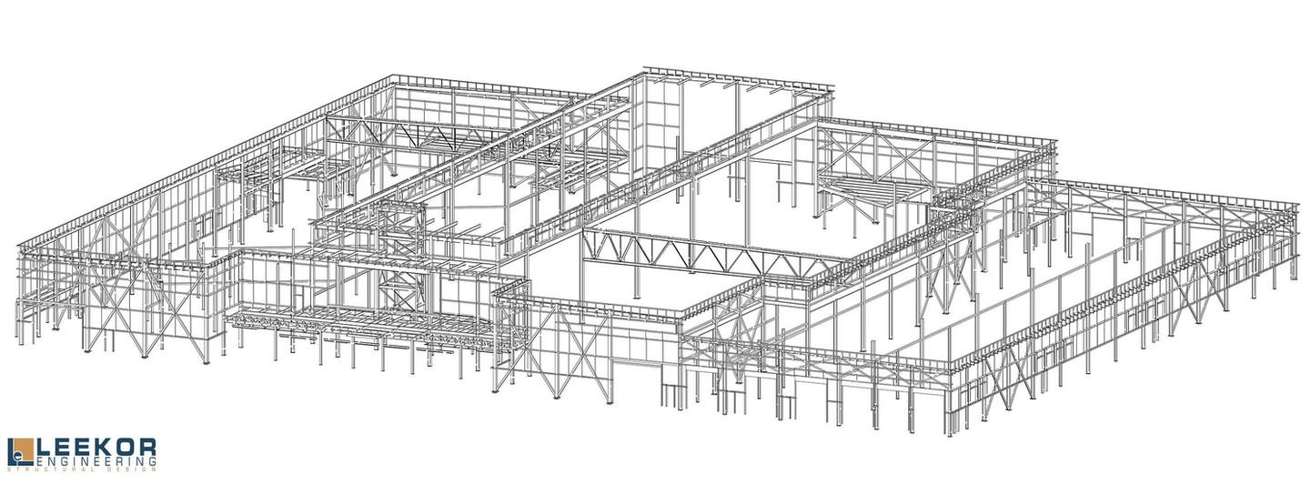 OC Transpo Garage e-drawing