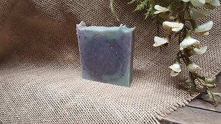 all natural goat milk soap made with organic oils, non toxic.