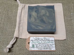 Rosemary Eucalyptus Soap picture 2021.jp