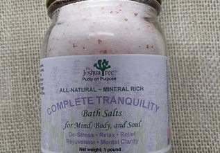 Complete Tranquility Bath Salts picture