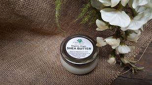 organic shea butter, moisturizer, healing, relief