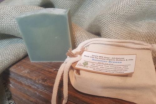 Summer Breeze Goat Milk Soap
