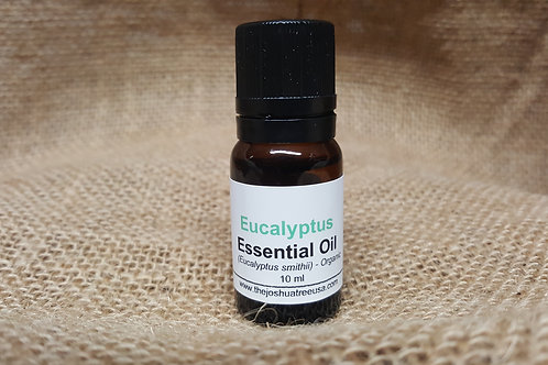 Organic Eucalyptus Essential Oil - 10ml