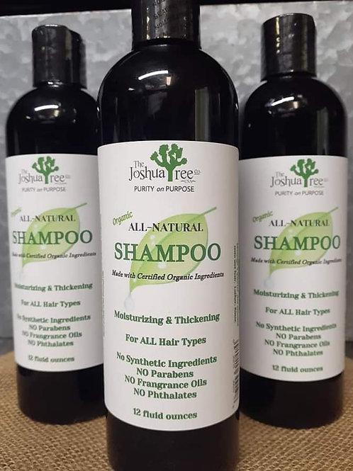 Organic Shampoo