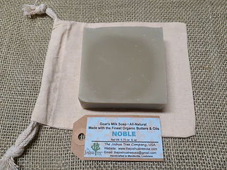 Noble Goat Milk Soap, all-natual, organic, handcrafted