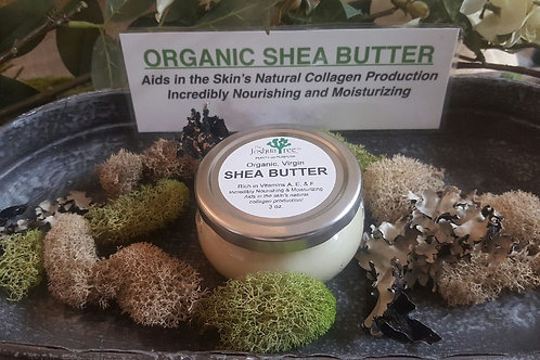 Shea Butter (Organic, Virgin)