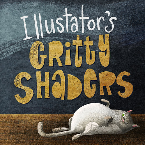 ILLUSTRATOR'S GRITTY SHADERS
