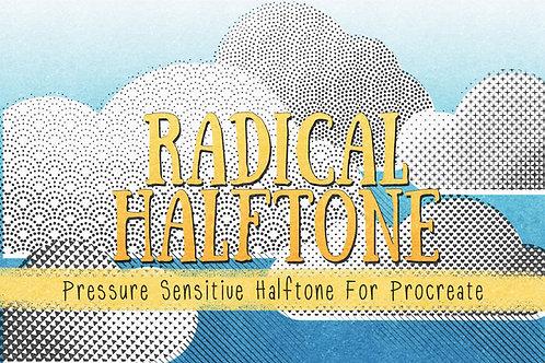 RADICAL HALFTONES