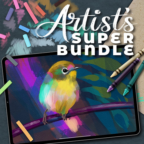 ARTIST'S SUPER BUNDLE