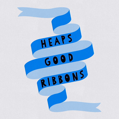 HEAPS GOOD RIBBONS FOR PROCREATE