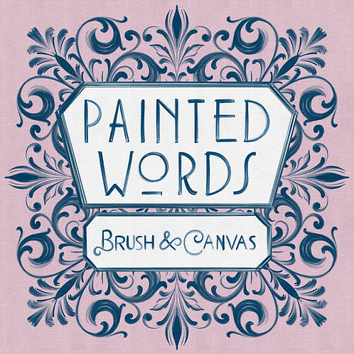 PAINTED WORDS