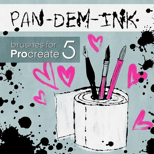 PAN-DEM-INK