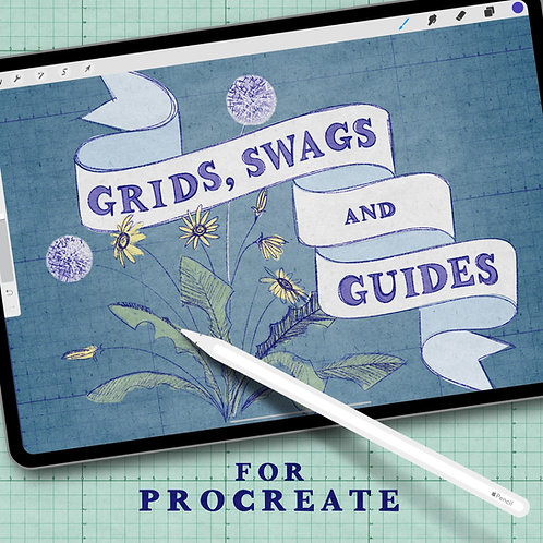 GRIDS SWAGS & GUIDES