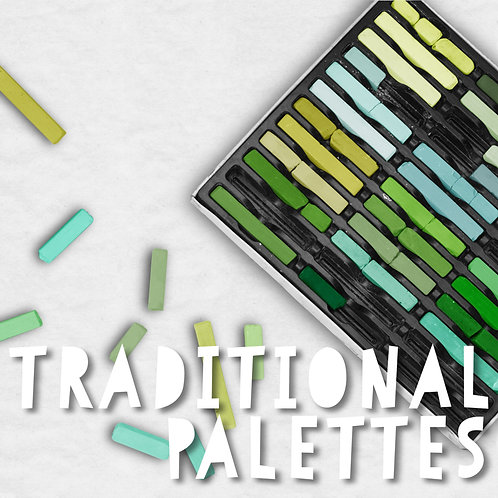 TRADITIONAL PALETTES