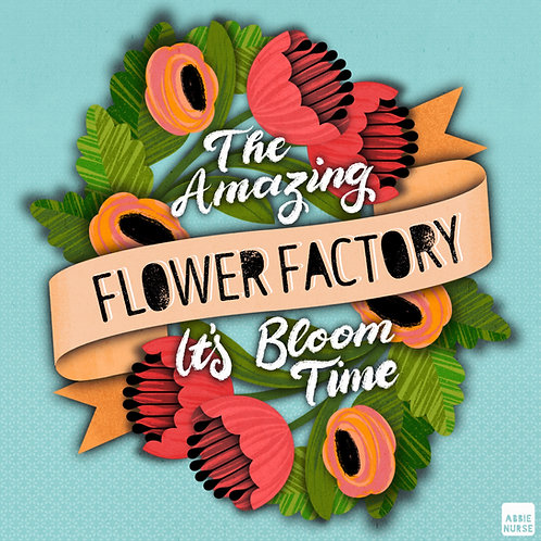 THE AMAZING FLOWER FACTORY