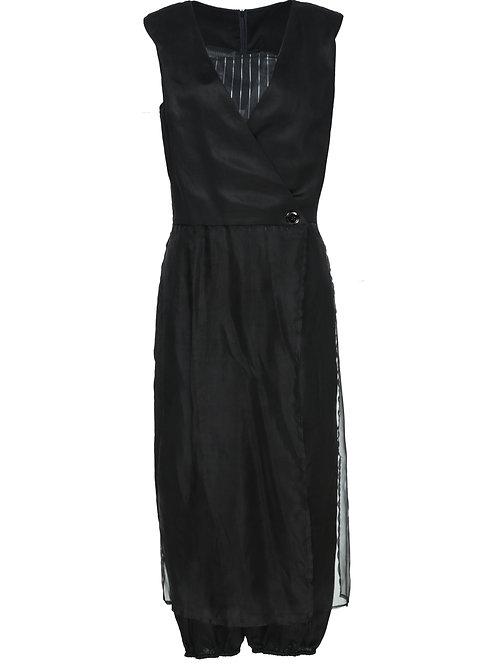 FTW35 -Ladies' Woven Jumpsuit