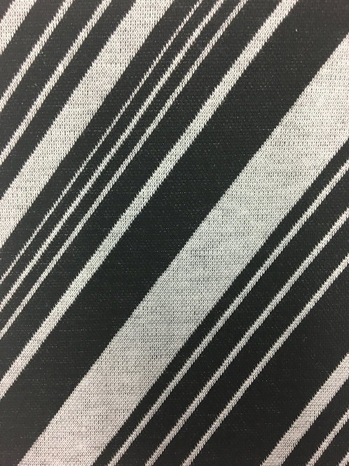 GRFAC-0418 - Strip Pattern Knitted Fabric