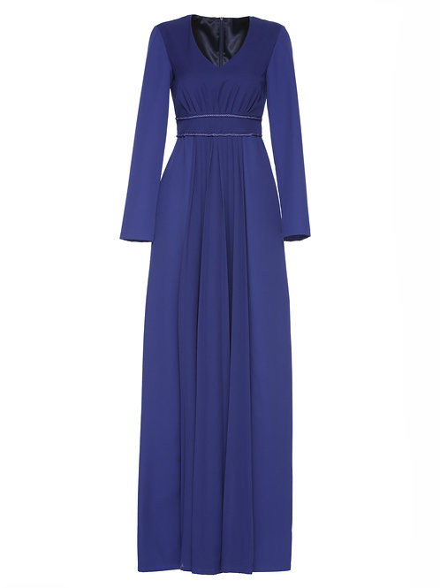 FTW13 - Ladies' Woven Maxi Dress