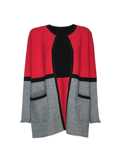 FTS15 - Ladies' Knitted Cardigan